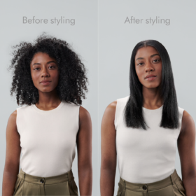 Dyson Corrale Hair Straightener - Chapinha