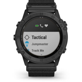 Garmin Tactix Delta Tactical Military GPS Smartwatch